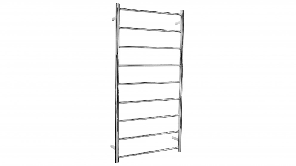 Forme Jersey 9 Bar Non-Heated Towel Rail