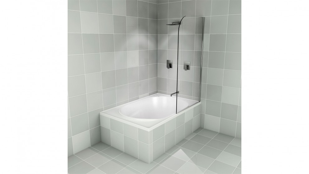 Decina Cascade Shower Pivot Panel