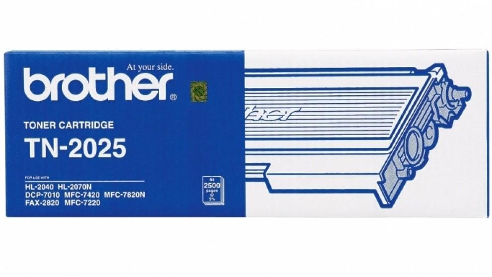 Brother TN-2025 Mono Toner Cartridge