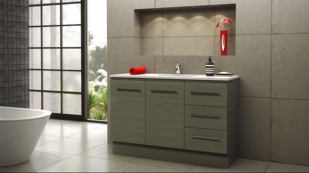 Buy Timberline Austin 1200 Woodgrain Floorstanding Vanity Harvey Norman Au