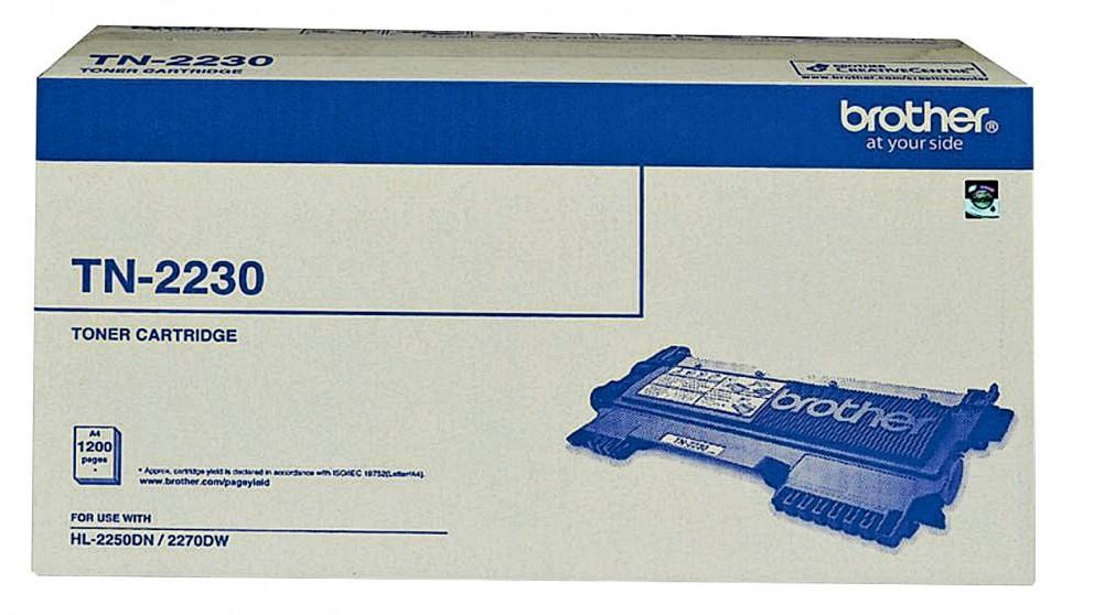 Brother TN-2230 Standard Mono Laser Toner