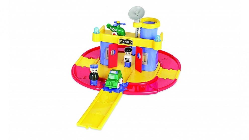 Viking Toys City Police Station