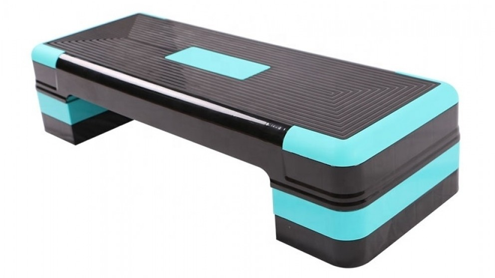 Sumo Strength Adjustable Aerobic Exercise Step