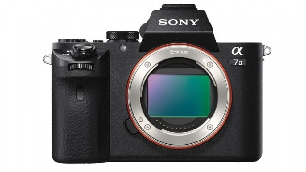 Sony A7 MKII Mirrorless Camera Body Only