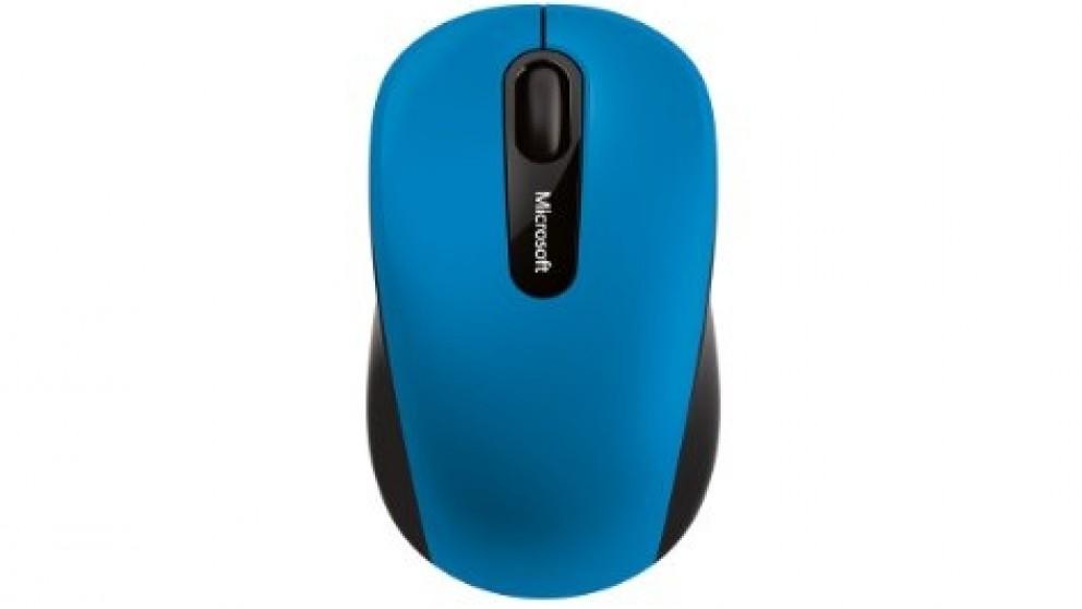 Microsoft 3600 Bluetooth Wireless Mouse - Azul
