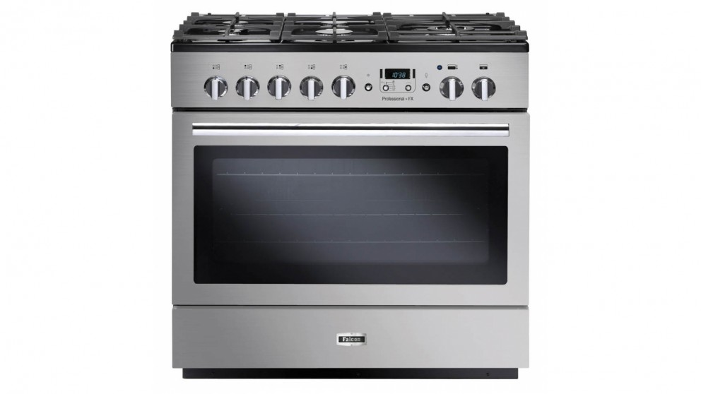 Falcon Professional+ FX 900mm Dual Fuel Freestanding Cooker - Stainless Steel