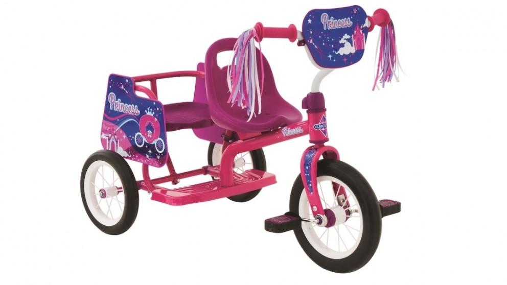 EuroTrike Tandem Princess Trike