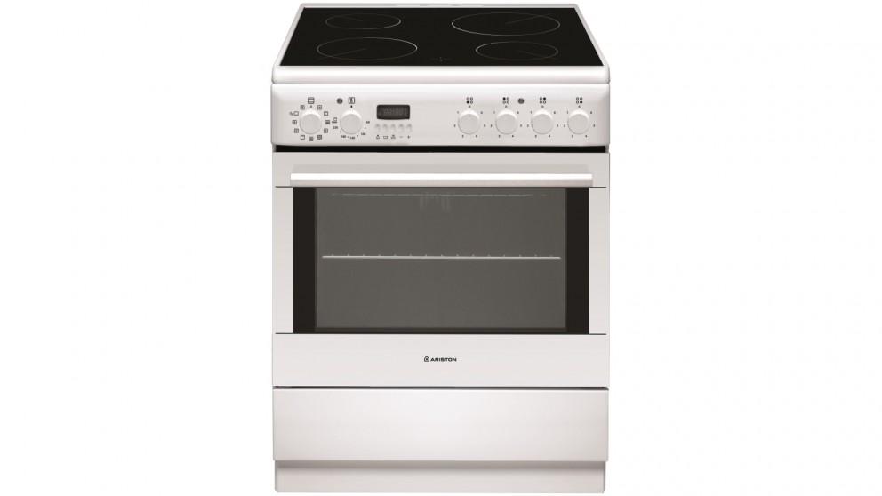 Ariston 600mm Upright Freestanding Cooker - White