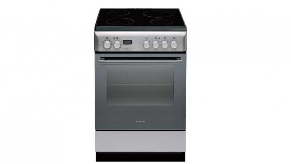 Ariston 600mm Upright Freestanding Cooker - Stainless Steel