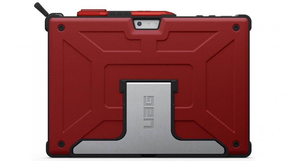UAG Surface Pro 4 Military Standard Case - Rogue Red