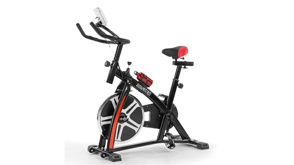 PowerTrain Spin Bike - Black