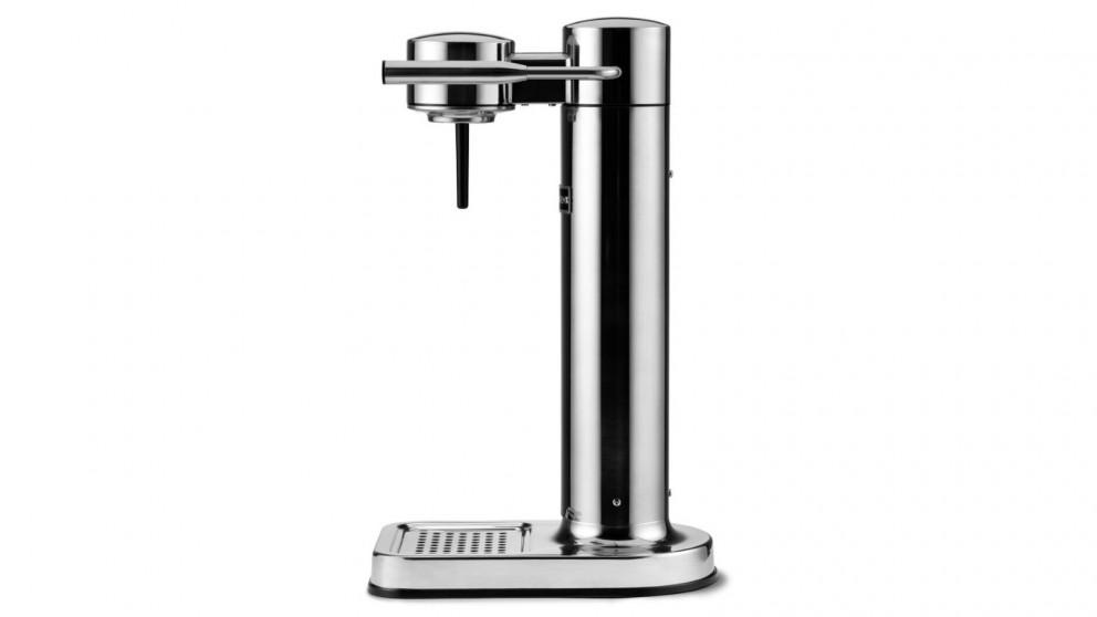 Aarke Sparkling Water Maker - Steel