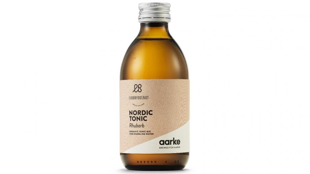 Aarke Organic Rhubarb Tonic Syrup