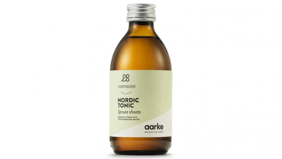 Aarke Organic Spruce Shoots Tonic Syrup