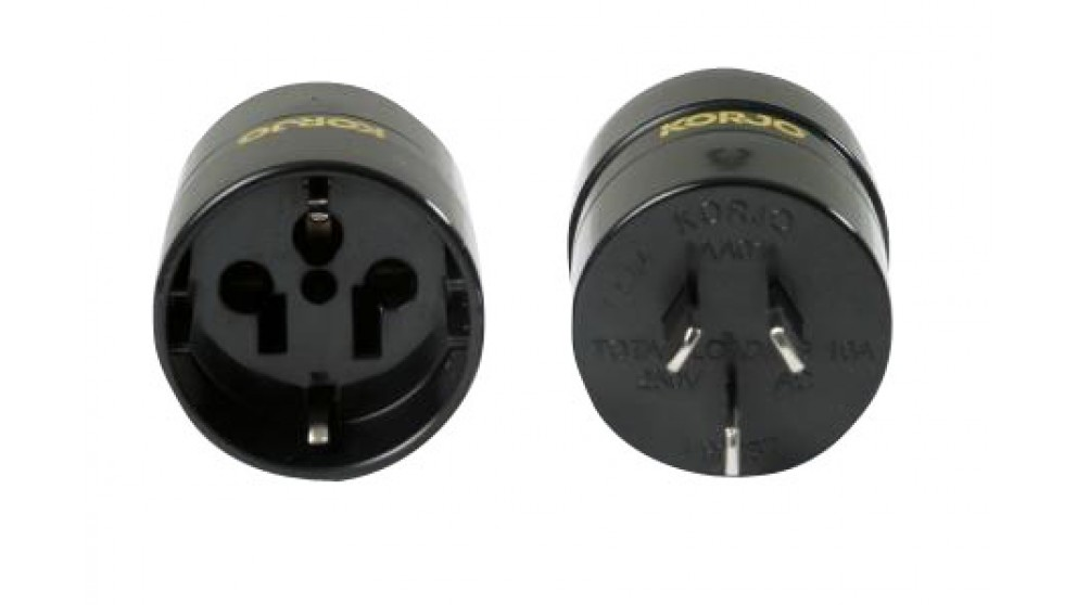 Korjo EU/US Adapter for Australia