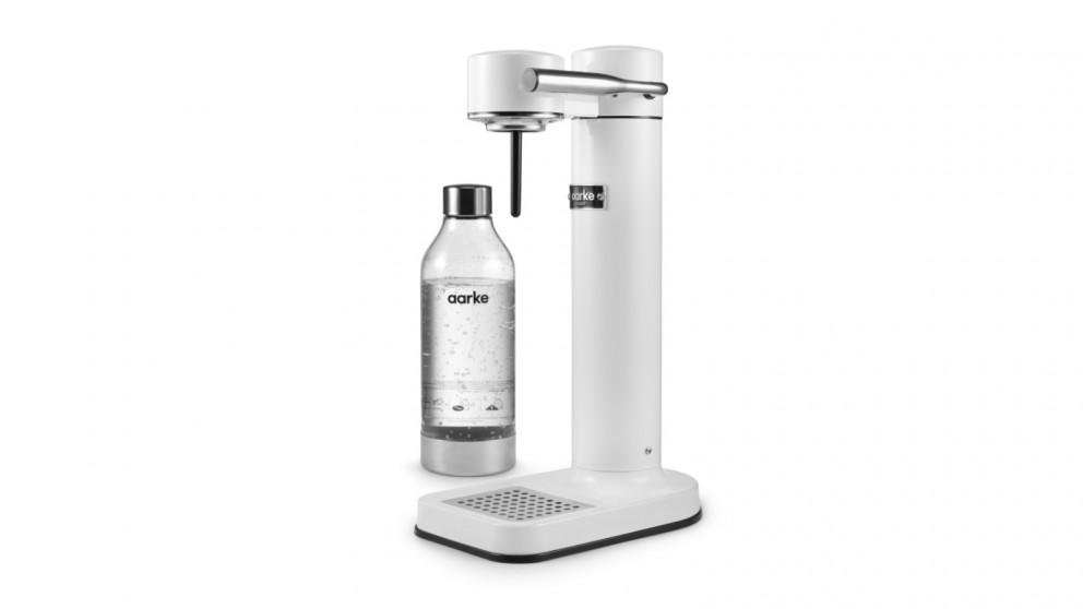 Aarke Sparkling Water Maker - White