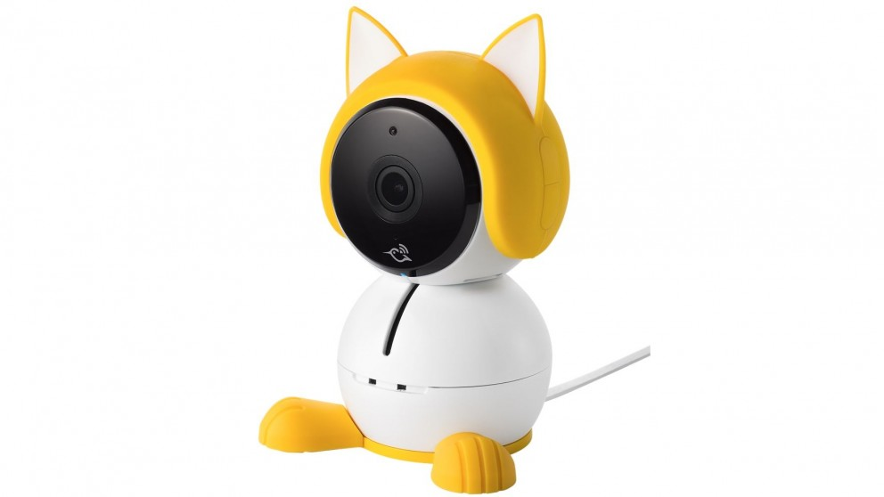 netgear aba1000 arlo baby monitor kitten character set connected baby baby toys kids. Black Bedroom Furniture Sets. Home Design Ideas