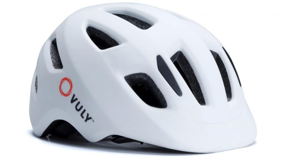 Vuly Small Junior Helmet - White