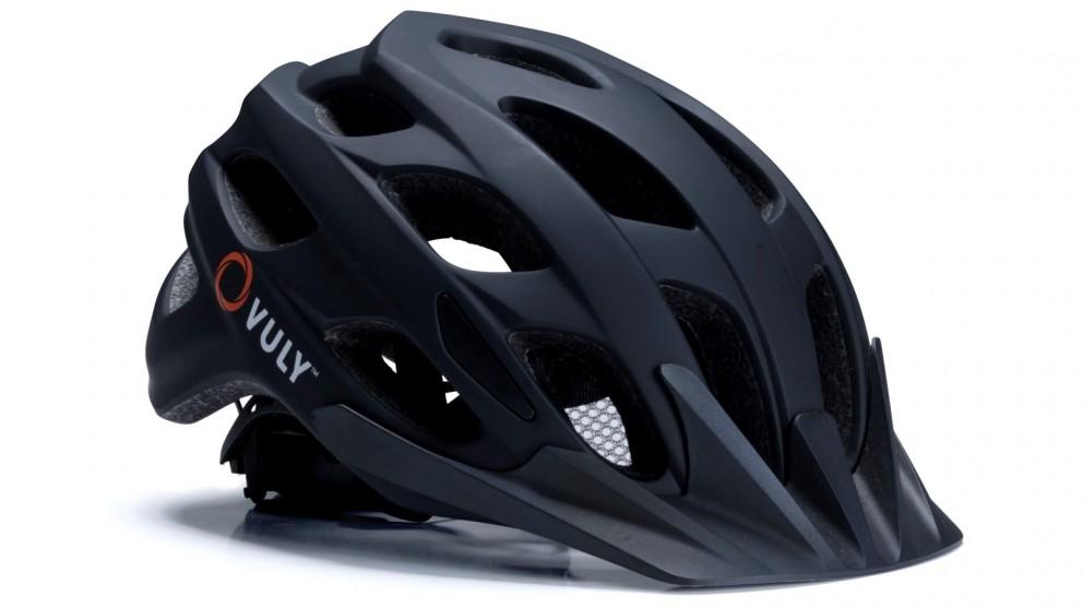 Vuly Medium Pro Helmet - Black