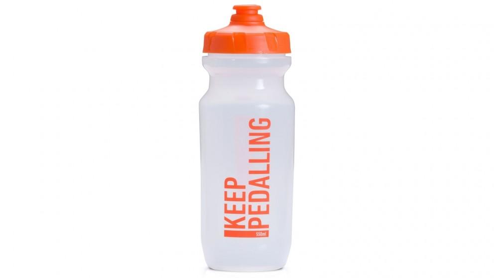 Vuly 550ml Water Bottle - Clear