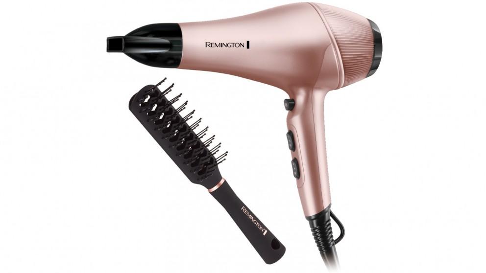 Remington Rose Luxury Hair Dryer Pack