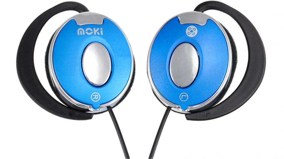 Moki Colour Change Clip-on Earphones
