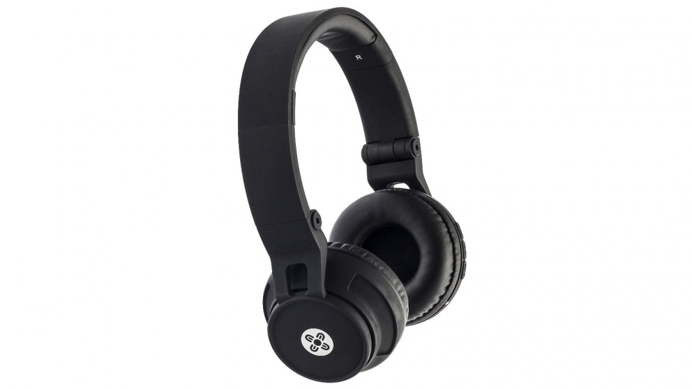 Moki EXO Bluetooth Headphones - Black