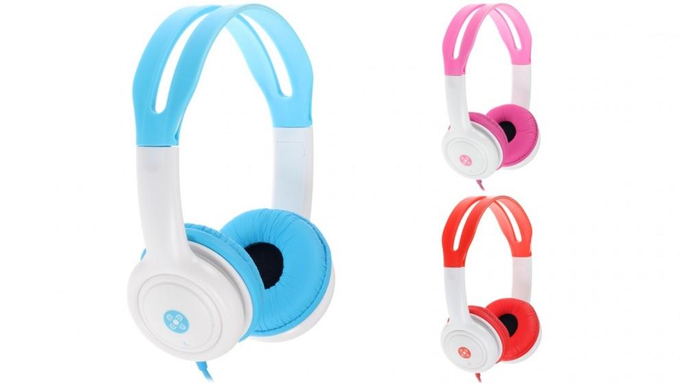 Moki Volume Limited Kids Headphones