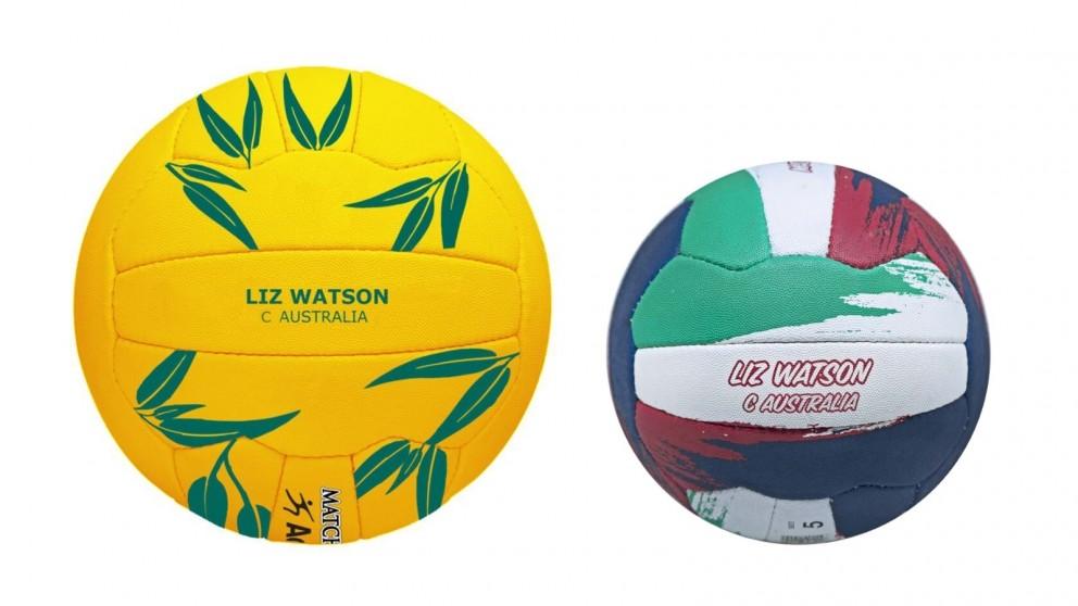 Action Liz Watson Size 5 Match Netball