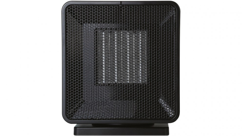 Omega Altise 2400W Portable Ceramic Heater - Black