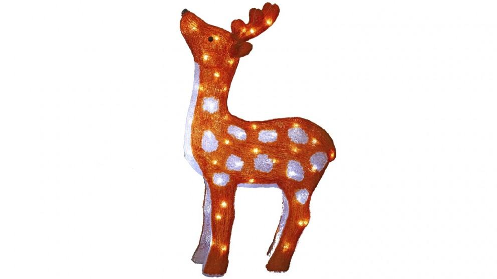 Lexi Lighting 60cm Acrylic Reindeer