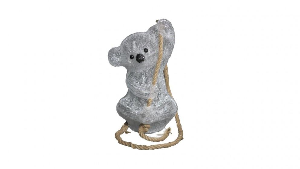 Lexi Lighting Acrylic Koala - 40cm