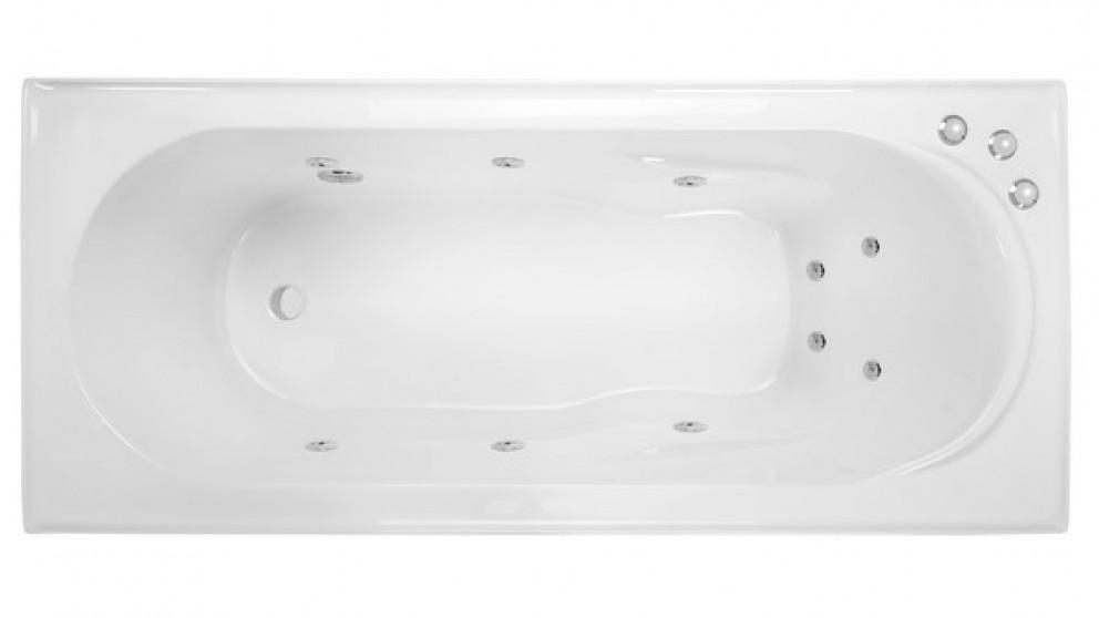 Decina Adatto 1510mm Santai 10 Jet Spa Bath