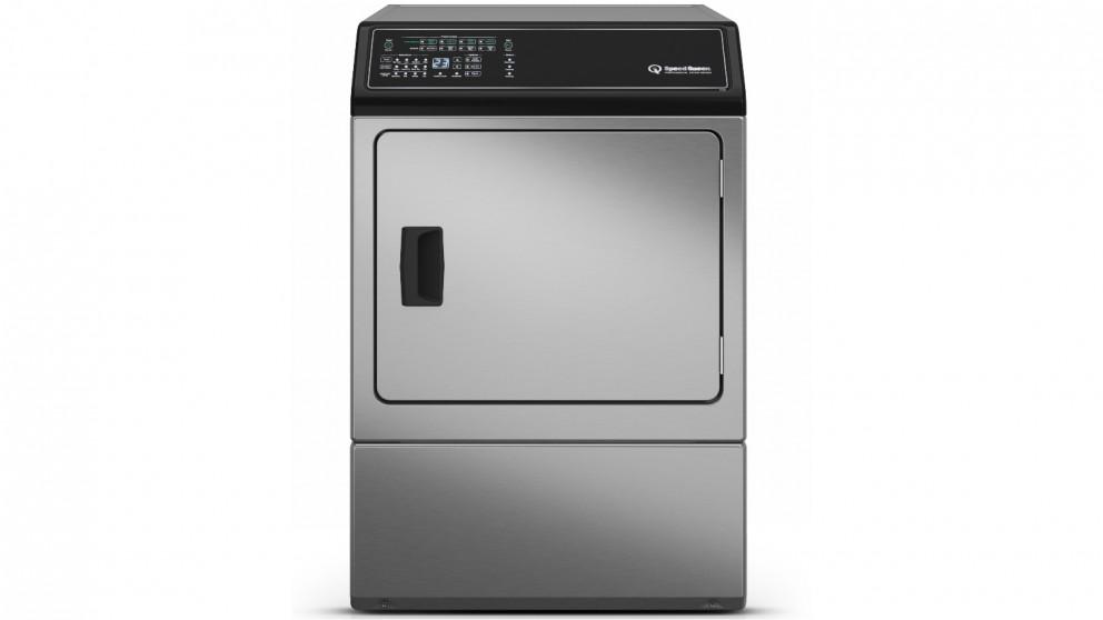 Speed Queen ADEE9BSS 198L Platinum Electric Dryer