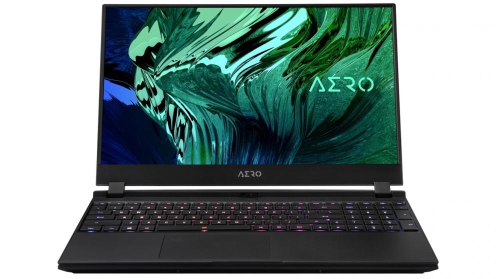 Gigabyte Aero 15 UHD OLED XD 15.6-inch i7-11800H/16GB/1TB SSD (4x4)/RTX 3070 MAXQ 8GB Laptop