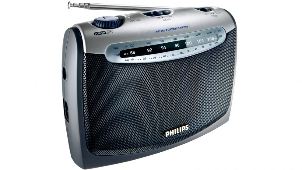 Philips Portable Anologue Radio