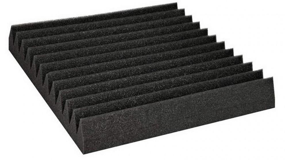 40 Pieces Acoutstic Foam 30cm x 30cm Wedge Style