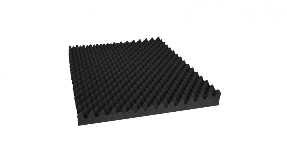 20x Acoustic Foam 50x50 Eggshell Style