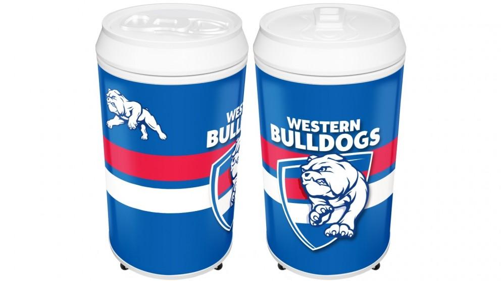 Western Bulldogs Coola Can Fridge