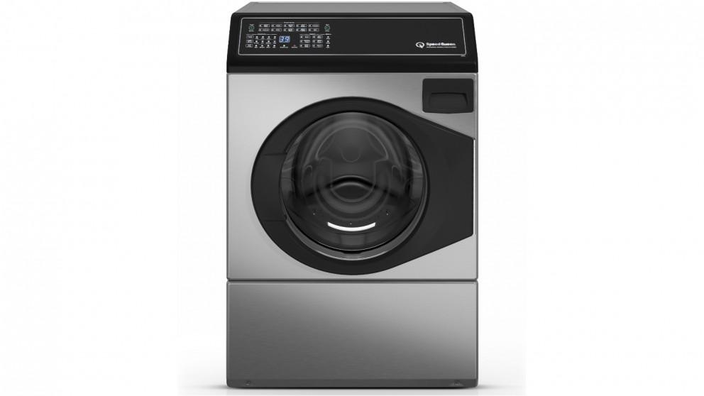 Speed Queen AFNE9BSS 10kg / 96.8L Platinum Front Load Washing Machine