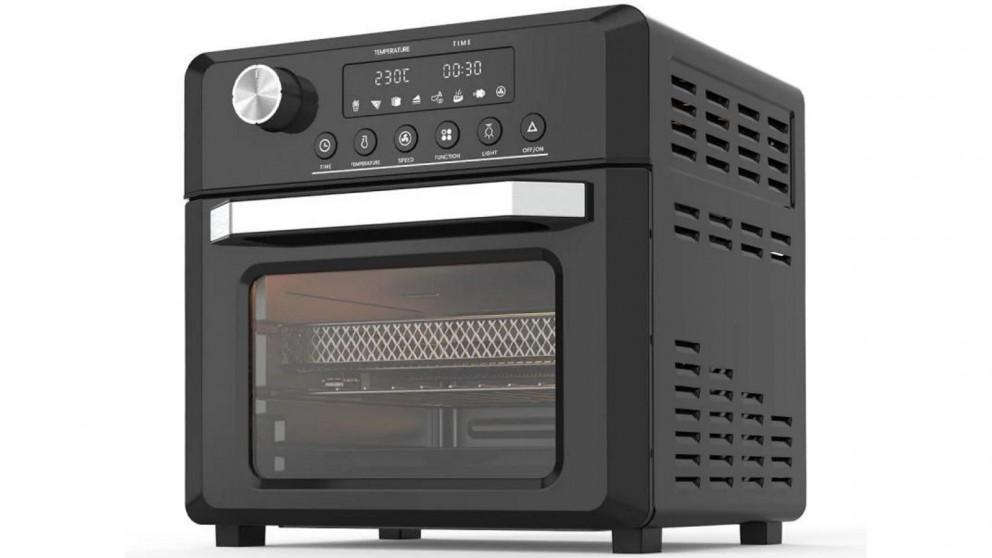 Pronti 18L 1500W Electric Air Fryer Multi Cooker Oven - Black