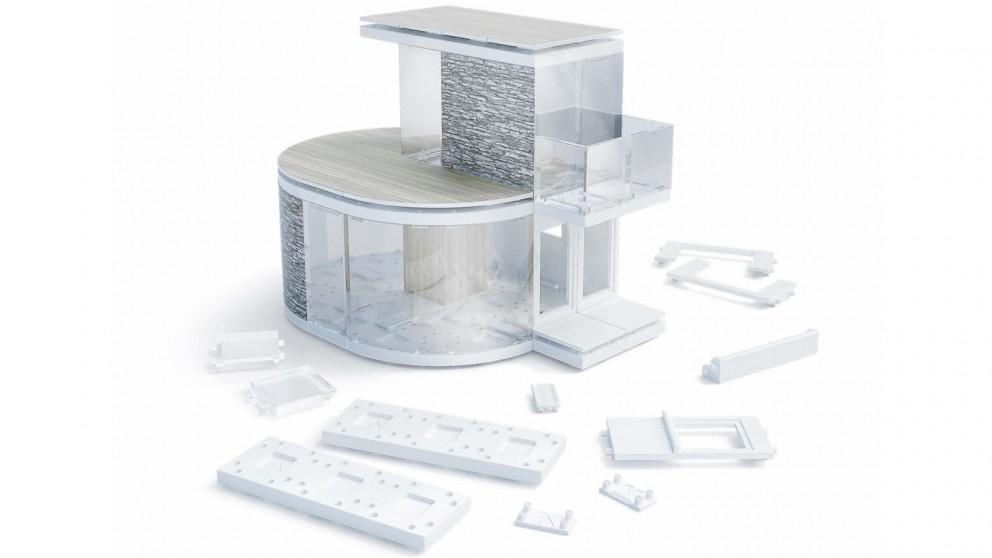 Arckit Mini Curve Architectural Model Building Design Kit