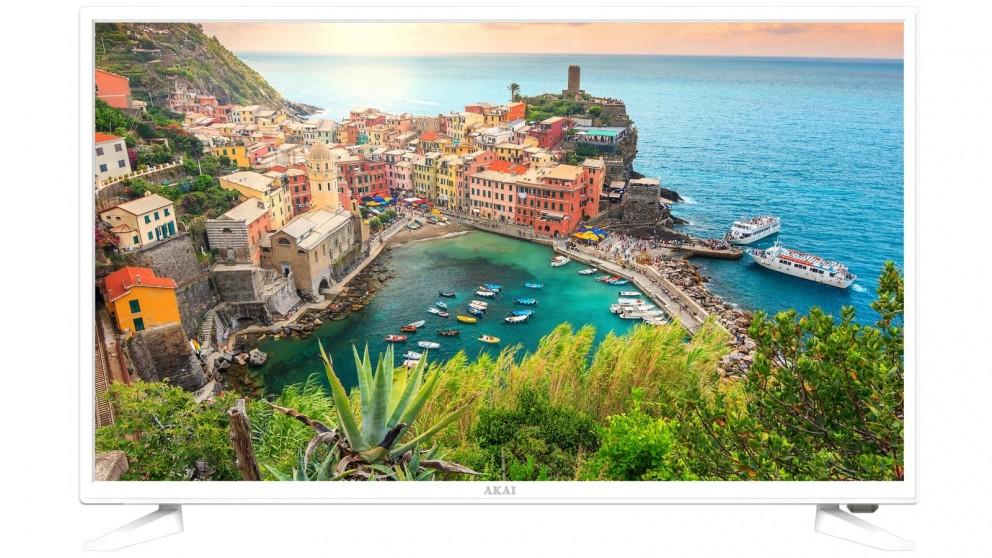 Akai 32-inch HD Android Smart TV White