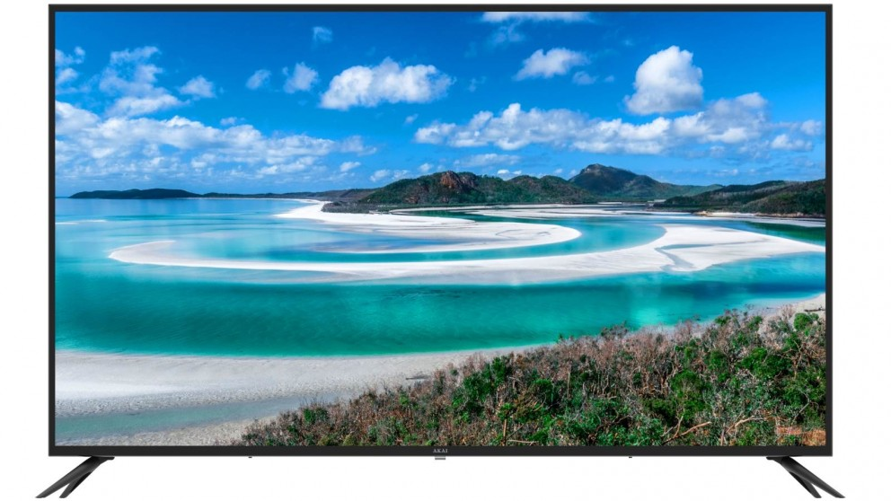 Akai 50-inch 4K UHD LED LCD Smart TV
