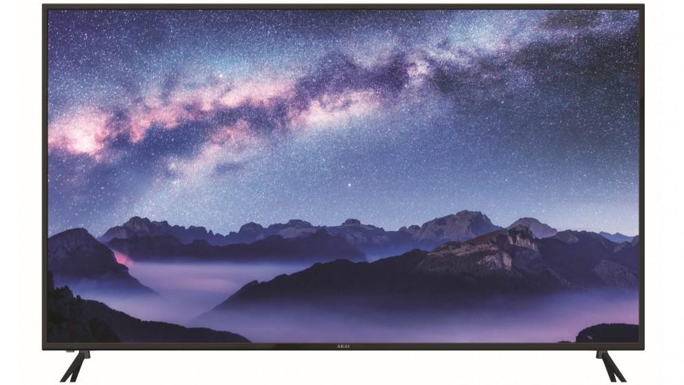 Akai 55-inch 4K UHD LED LCD Smart TV
