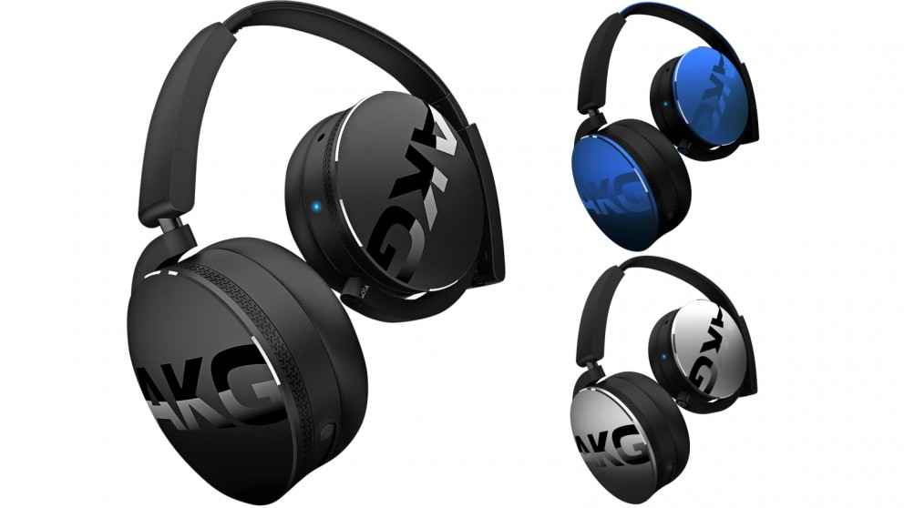 buy akg y50bt wireless on ear headphones harvey norman au. Black Bedroom Furniture Sets. Home Design Ideas