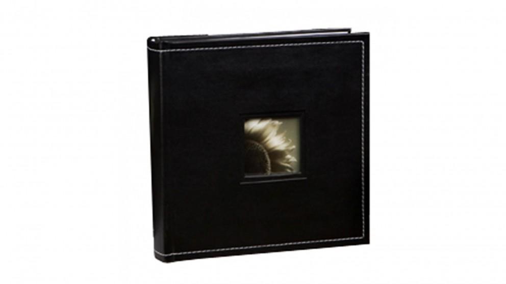 Platinum Supreme Black Photo Album fits 200 5x7-inch Photos