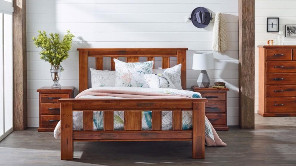 Albury 4 Piece Queen Bedroom Suite