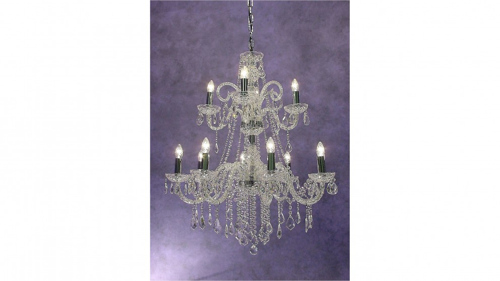 Maria Teresa 12 Light Chandelier