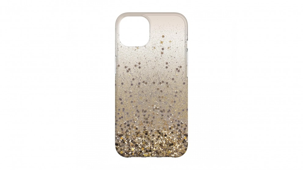 Kate Spade New York Case for iPhone 13 - Chunky Glitter